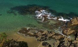 La mer aux couleurs bretonnes