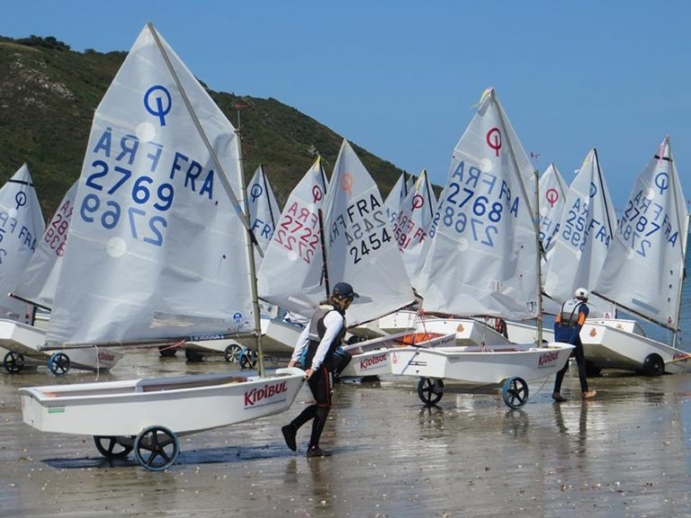 Coupe Internationale d'été Optimist 2019