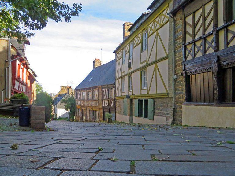 Saint-Brieuc et ses vieux quartiers