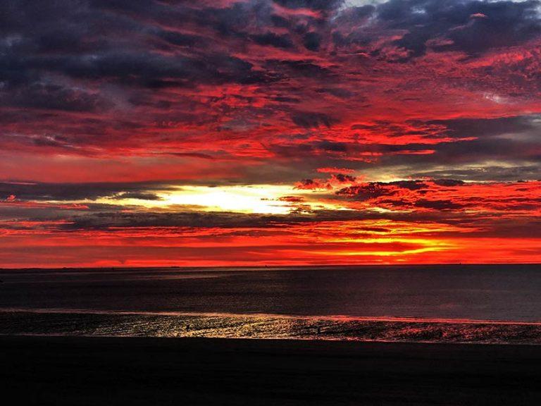 Les couleurs du matin
