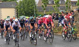 Le Tour de France à Pordic