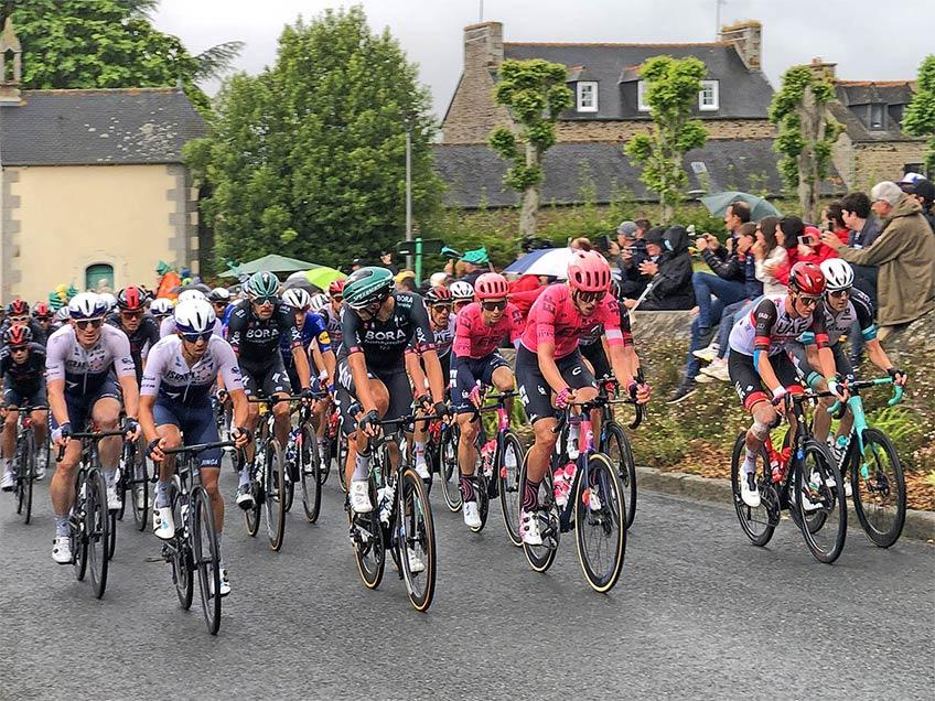 You are currently viewing Le Tour de France à Pordic
